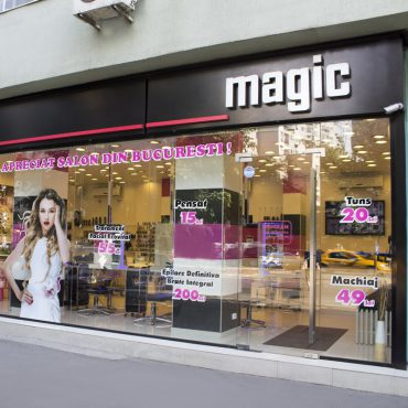 magic salon pantelimon